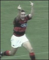 Andy say's Up Yours!